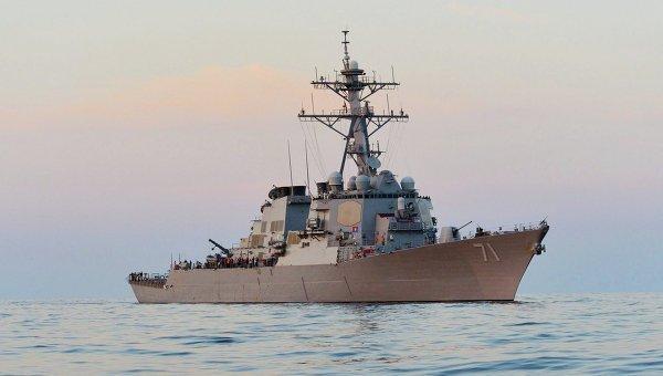 © Flickr/ Commander, U.S. Naval Forces Europe-Africa/U.S. 6th Fleet