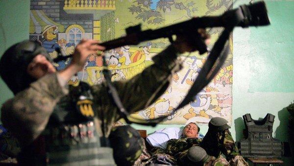 © AFP 2015/ Alexey Chernyshev
