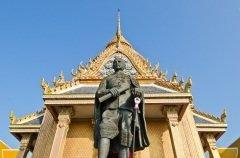 Король Чулалонгкорн был одним из наиболее достойных и любимых королей в Таиланде (Фото: KobchaiMa, Shutterstock)