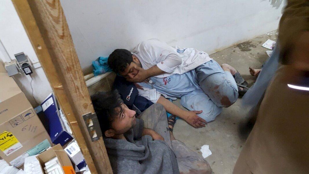 © REUTERS/ Medecins Sans Frontieres/Handout via Reuters