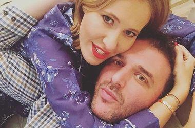 Ксения Собчак с мужем. Фото: Instagram