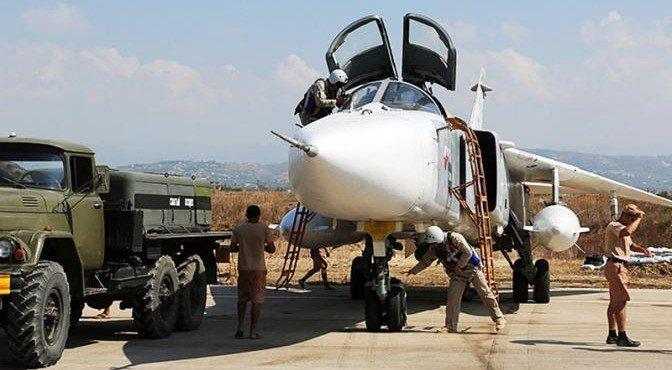 Эксперт рассказала как защитить самолеты на авиабазе Хмеймим