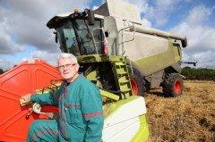 Новозеландцы трудятся и на обширных полях... (Фото: Goodluz, Shutterstock)