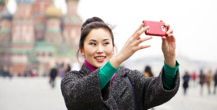 Москва пользуется популярностью среди китайцев