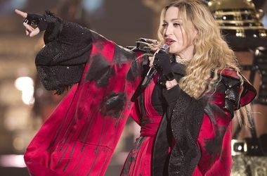 Мадонна. Фото: REX