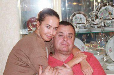 Жанна Фриске с отцом. Фото: rumenews.com