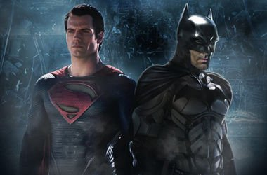 """Фильм """"Бэтмен против Супермена"""" выйдет на экраны в 2016 году. Фото: bilshe.com"""