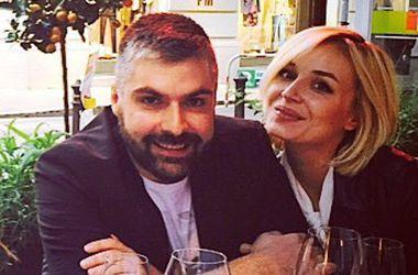 Полина Гагарина с мужем. фото:instagram