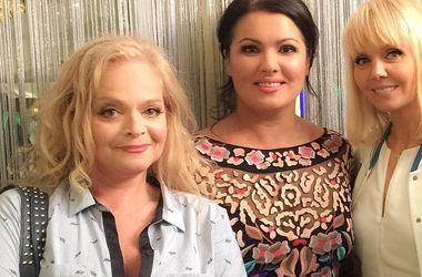 Лариса Долина, Анна Нетребко и Валерия. Фото: Instagram