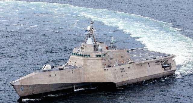 USS-Coronado-Littoral-Combat-Ship-LCS-sea-trials