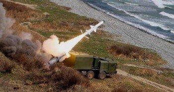 Береговые ракетные комплексы «Бал»