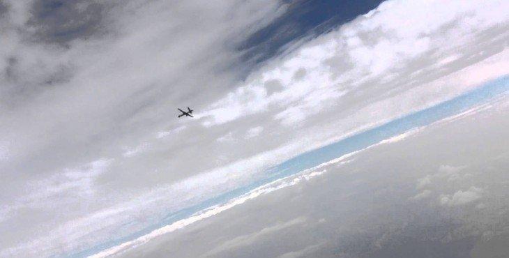 Минобороны опубликовало видео из кабины российского истребителя в Сирии