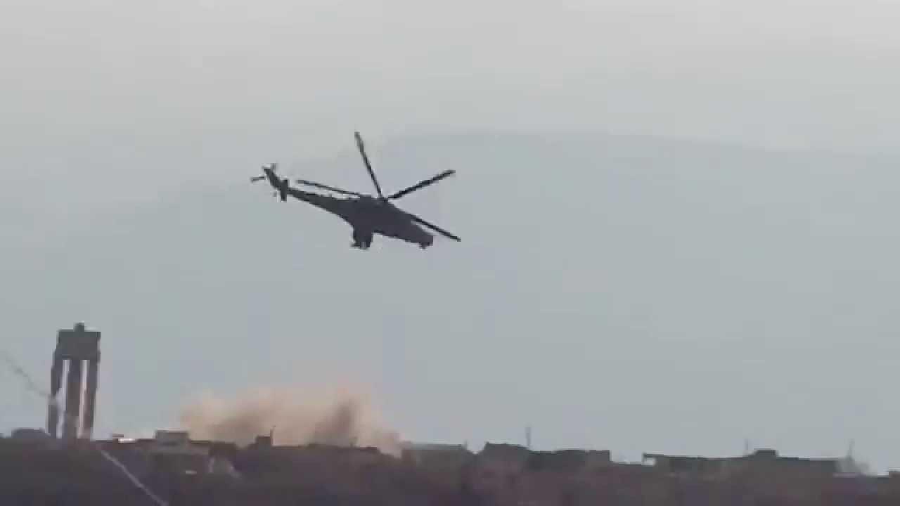 Сирия: местные жители называют российских военных героями