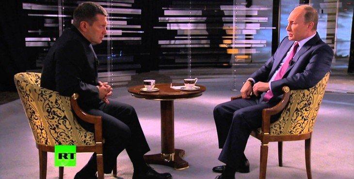 Владимир Путин: Россия – миролюбивая страна, однако применит силу в случае угрозы ее безопасности