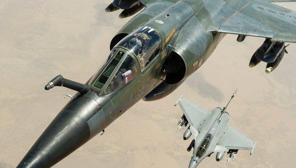 © AP Photo/ Anthony Jeuland, ECPAD, French Air Force