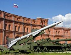 Музей артиллерии в Санкт-Петербурге (Фото: Dmitry Nikolaev, Shutterstock)