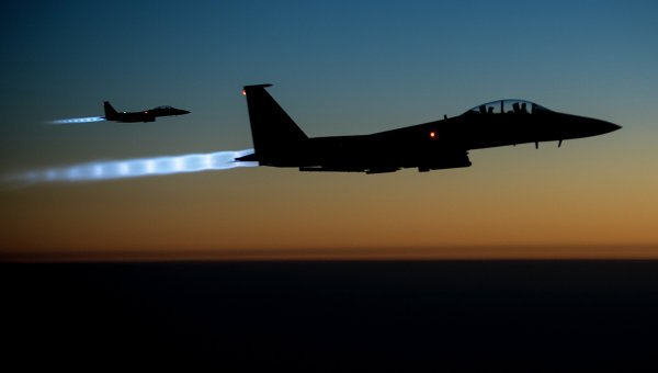 © AP Photo/ U.S. Air Force, Matthew Bruch