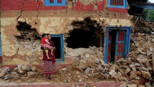 © AP Photo/ Niranjan Shrestha