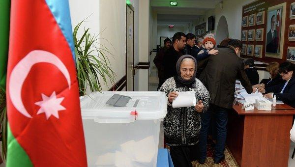© РИА Новости. Айдын Октай