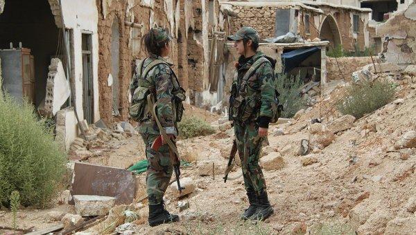 сирия снайперы