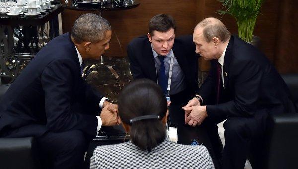 © РИА Новости. Пресс-служба Президента РФ