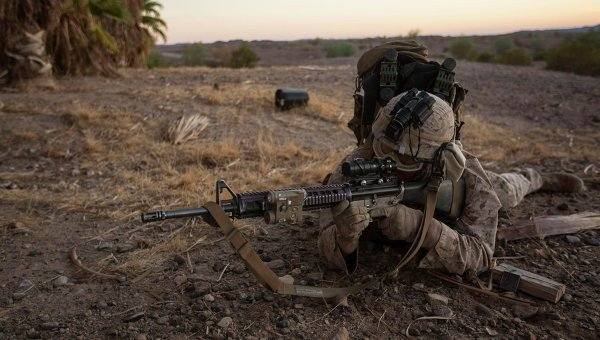 © Flickr/ U.S. Department of Defense