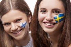 Шведский язык, наравне с финским, является в стране государственным (Фото: BlueSkyImage, Shutterstock)