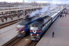 Днем железнодорожника эта дата стала по инициативе работников Львовской железной дороги (Фото: Sergiy Dontsov, Shutterstock)