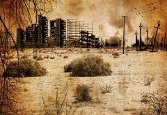 Война, какими бы ни были ее причины, приводит к нарушению экологического баланса (Фото: YorkBerlin, Shutterstock)