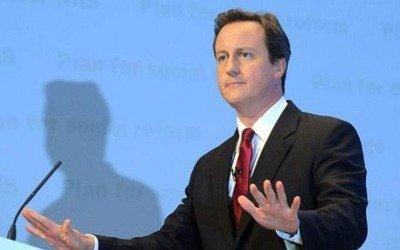 Дэвид Кэмерон отказывается наносить авиаудары