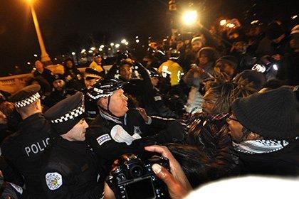 население недовольно произволом полиции