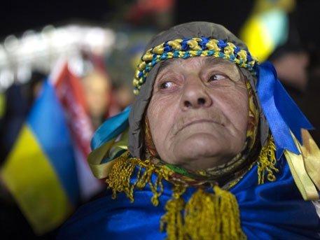 Украинцы постепенно вымирают