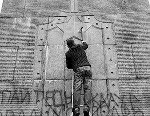 вандализм в Европе