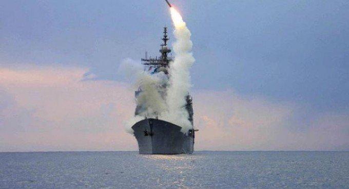 Россия нанесла ракетный удар по террористам