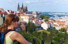 Прага, вид на Старый город (Фото: Brykaylo Yuriy, Shutterstock)