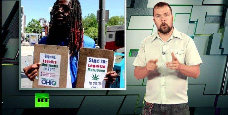 «Дикий запад» Тима Керби: О легализации марихуаны и тех, кто наживается на «зелёном золоте» в США