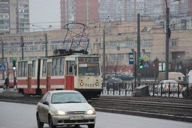 новые пути для трамваев