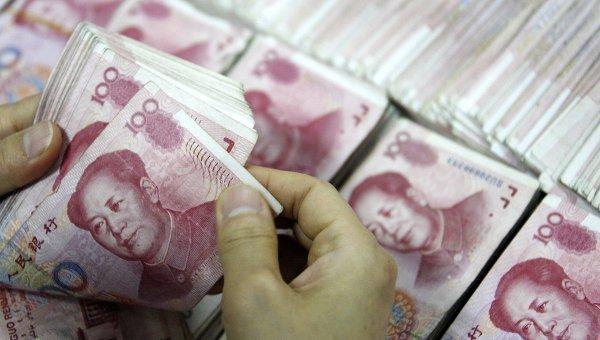 юань набирает влияние