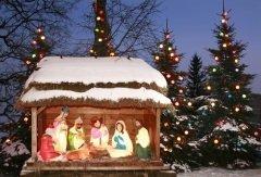 Рождество Христово — один из важнейших христианских праздников (Фото: Marcin Pawinski, Shutterstock)