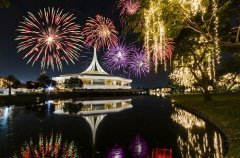 День рождения короля — государственный праздник Таиланда (Фото: THATREE THITIVONGVAROON, Shutterstock)