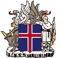 Герб Исландии (Фото: Koshevnyk, Shutterstock)