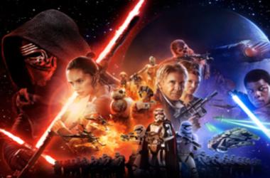 """Постер к 7 эпизоду """"Звездных войн"""". Фото: kanobu.ru"""