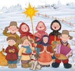 Дети в этот день колядовали и собирали угощения (Фото: fresher, Shutterstock)
