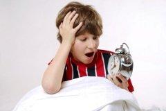 Последнего пришедшего в школу будут дразнить «сонным Томасом» (Фото: kitty, Shutterstock)