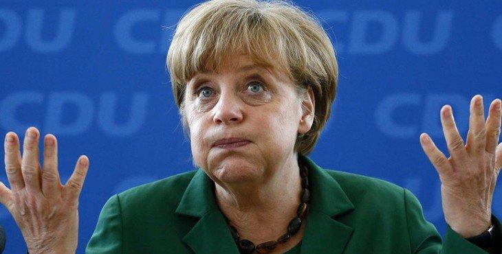 лучше лидера ИГИЛ только Меркель