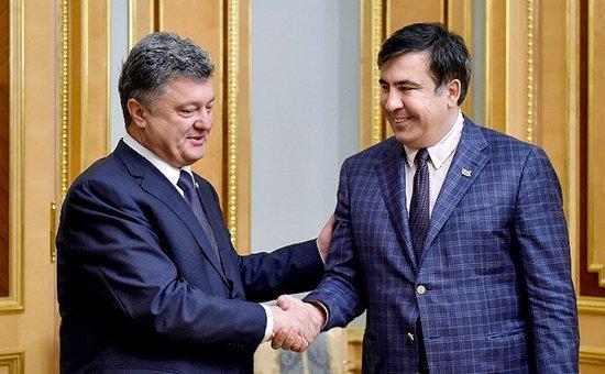 у Саакашвили есть защита