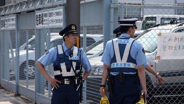 Военным базам США в Японии угрожает хулиган с лазерной указкой