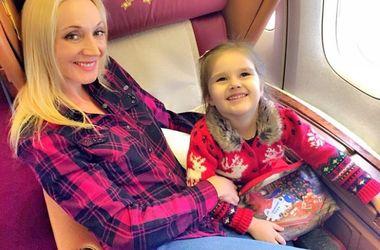 Кристина Орбакайте с дочерью. Фото: Instagram