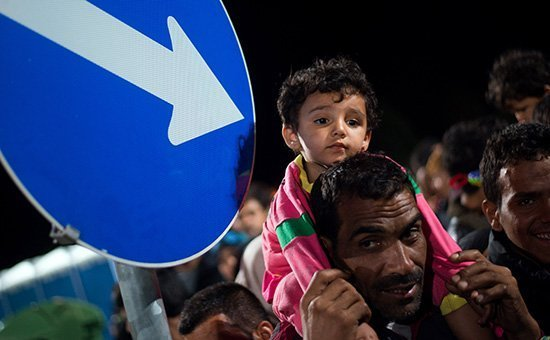 беженцев нигде не ждут