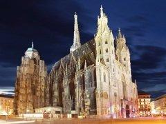 Собор Святого Стефана в Вене (Фото: TTstudio, Shutterstock)